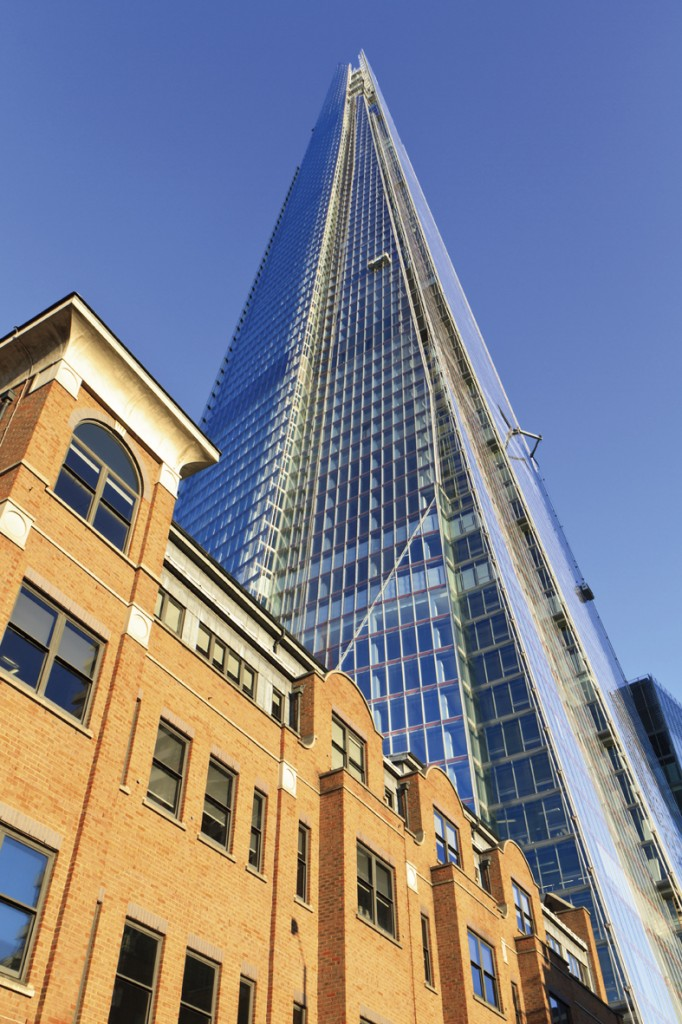 the-shard-building Reynaers at Home your trusted partner for windows and doors for premium homes