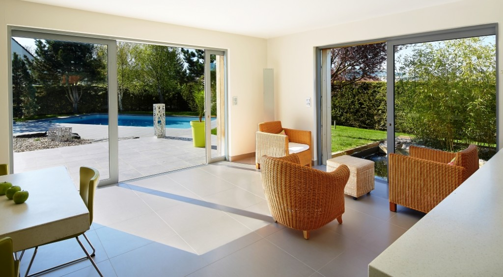 Reynaers at Home is first aluminium systems company to gain Secured by Design status for sliding patio doors and bifolding doors