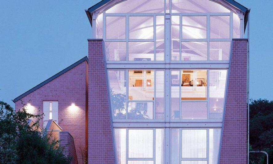 bedroom panoramic windows