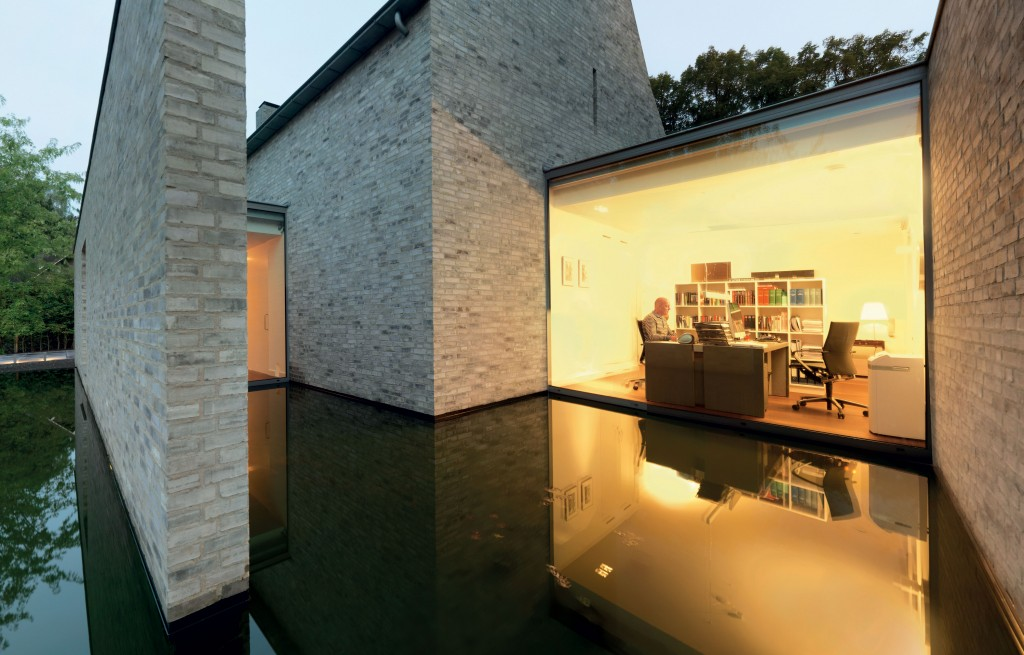 Architectural glazing can turn the ordinary into something extraordinary