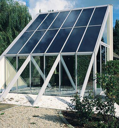 Conservatory-angled