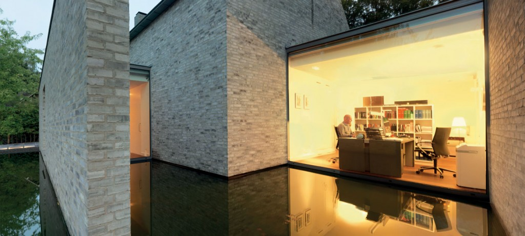 Windows and doors to enhance any man cave
