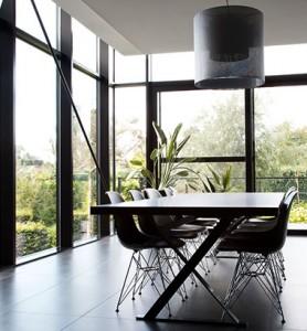 Aluminium Windows Maximising View