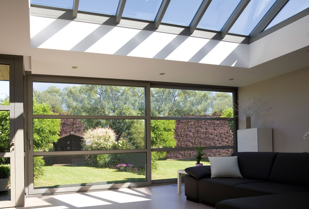 New aluminium doors can transform how you use your garden this summer
