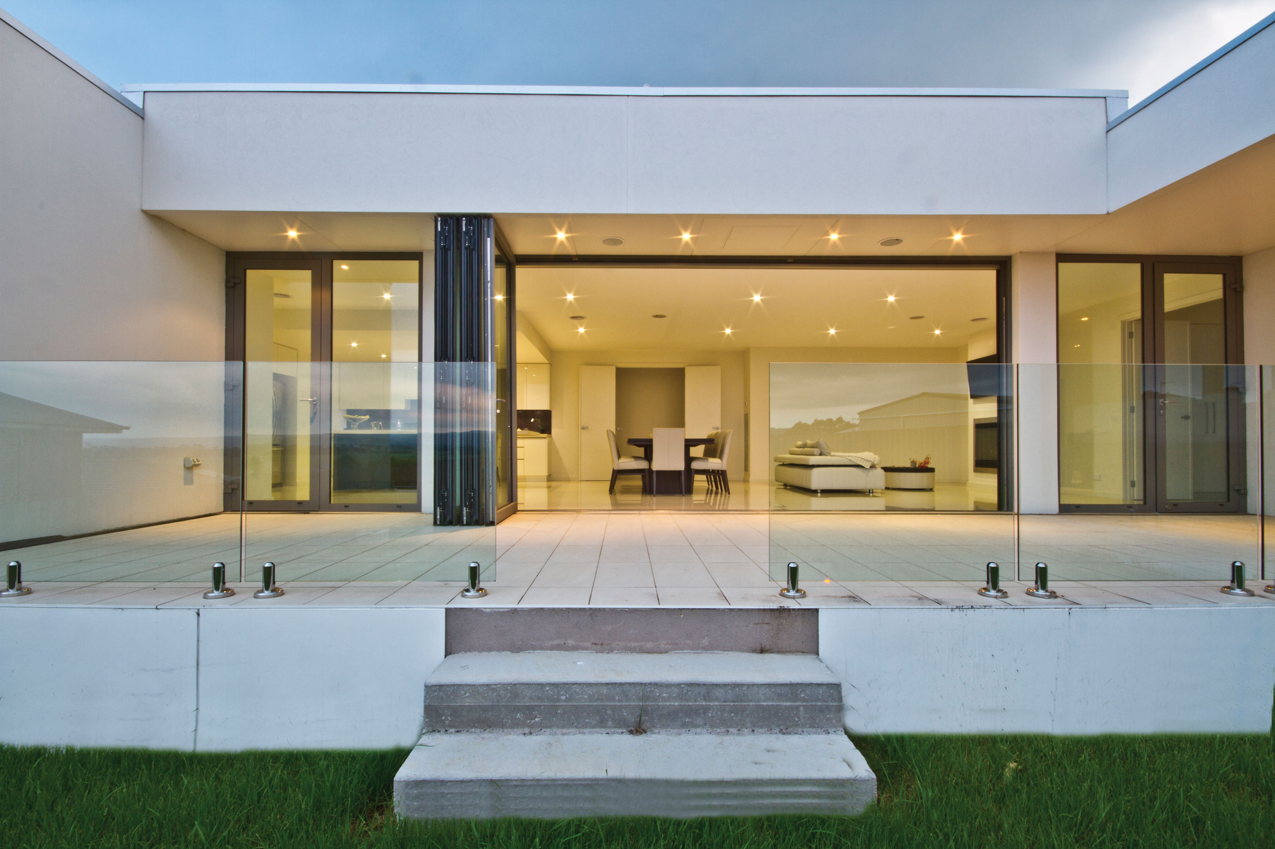 Folding-patio-doors-turn-a-garage-into-the-ultimate-party-room