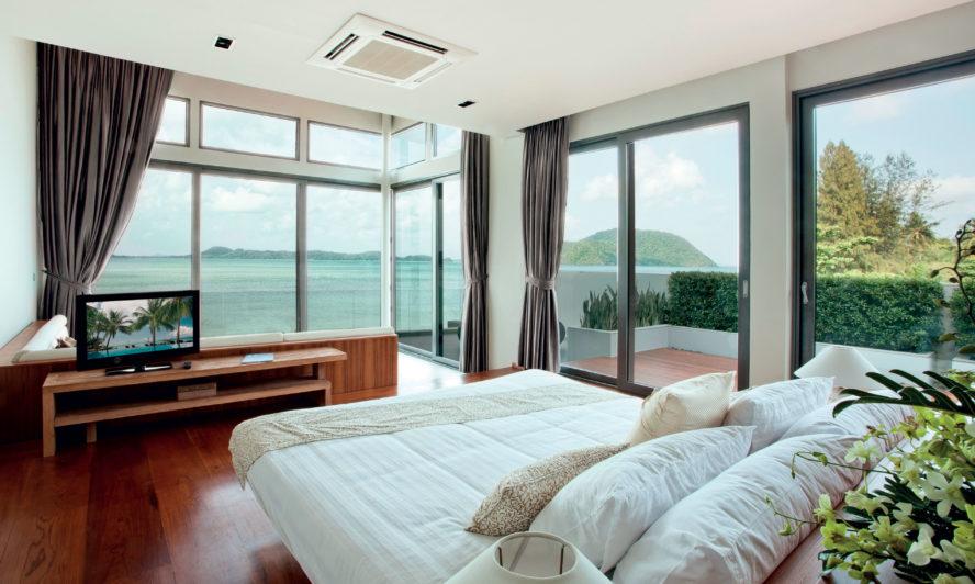 Reconfiguring a bedroom – windows and doors options
