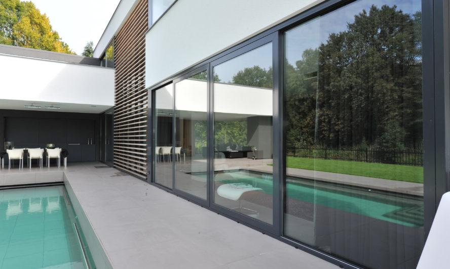 External Finish Sliding doors