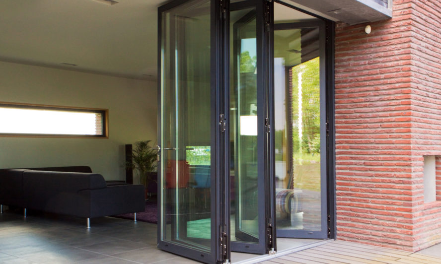 Reynaers Leiden Folding Patio Doors