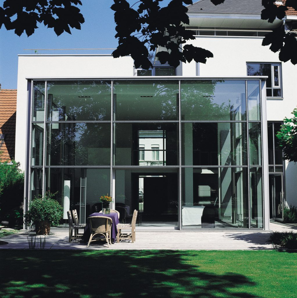 aluminium panoramic windows