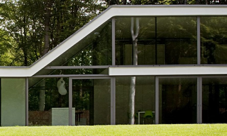 aluminium wall and windows